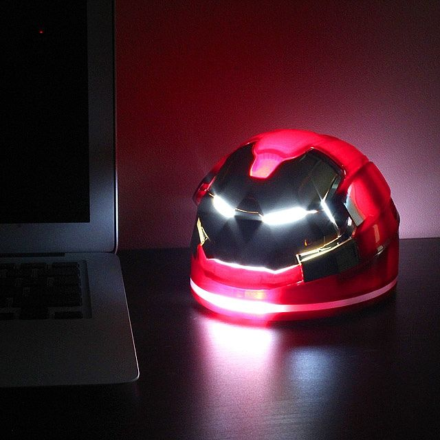 Superhero Desk Lamps