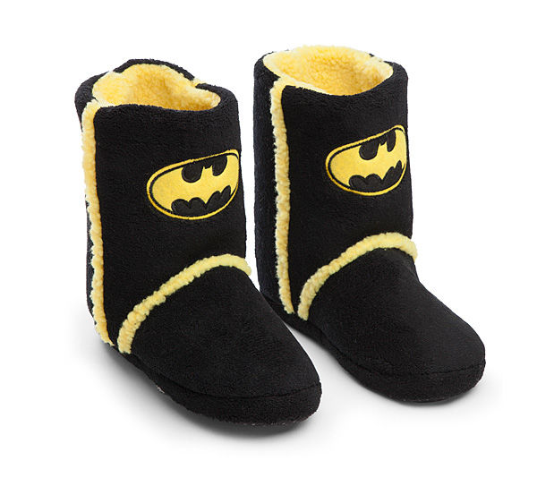 Snug Superhero Slippers