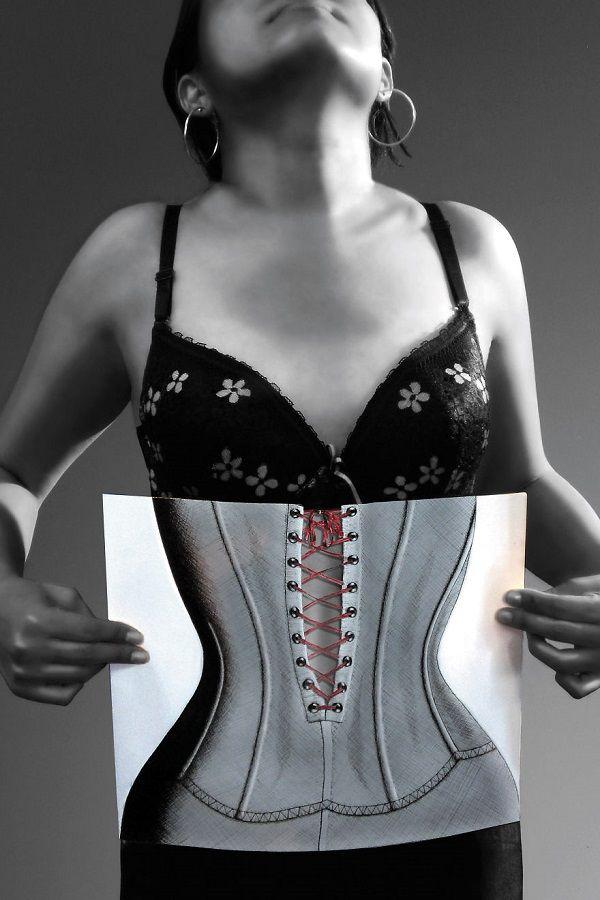 Superimposed Body Portraits