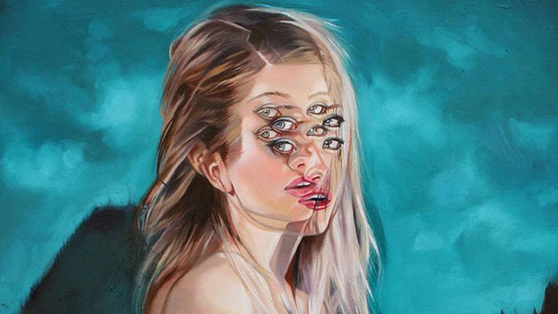 Mind-Bending Interactive Paintings