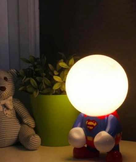 Heroic Globe-Shaped Lights
