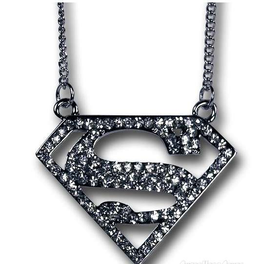 Excessive Superhero Necklaces