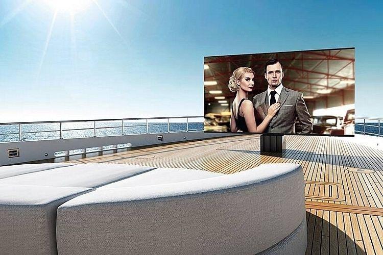 4K Yacht Deck TVs