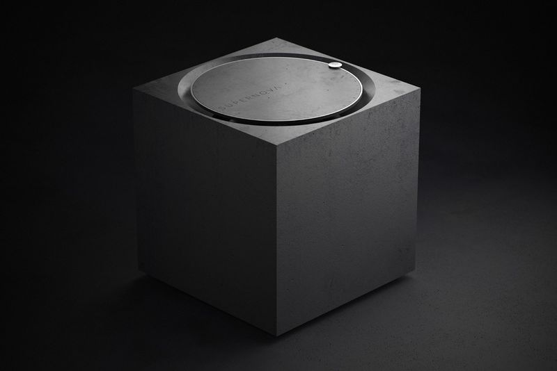 Concrete 360-Degree Amplifiers