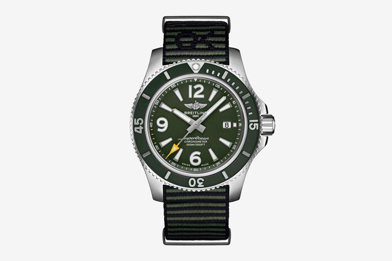 Ocean-Waste Watches