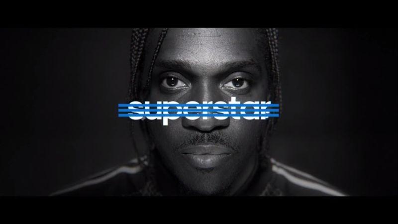 Superstar Sneaker Ads
