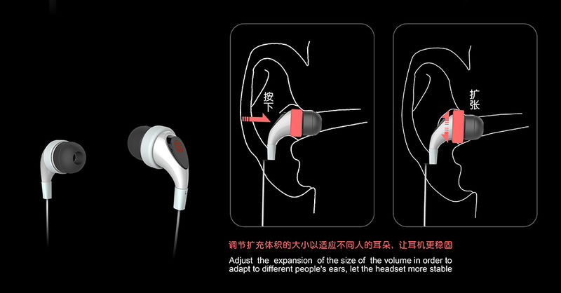 Safely Expanding Earbuds