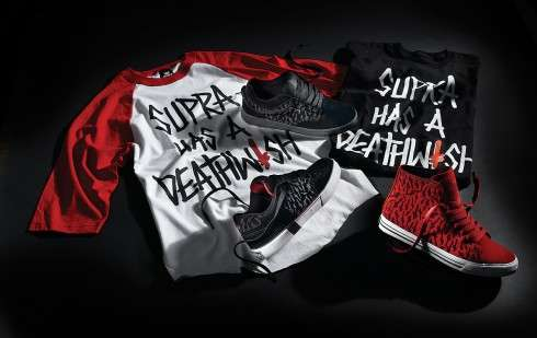 Deathly Clothing Collaborations