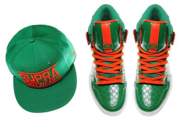 Irish-Inspired Kicks