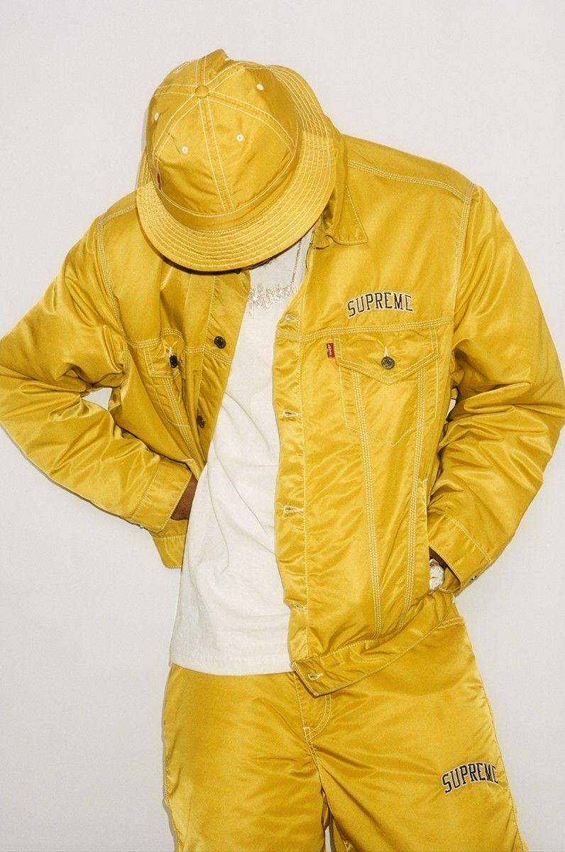 Nylon Workwear-Influenced Streetwear