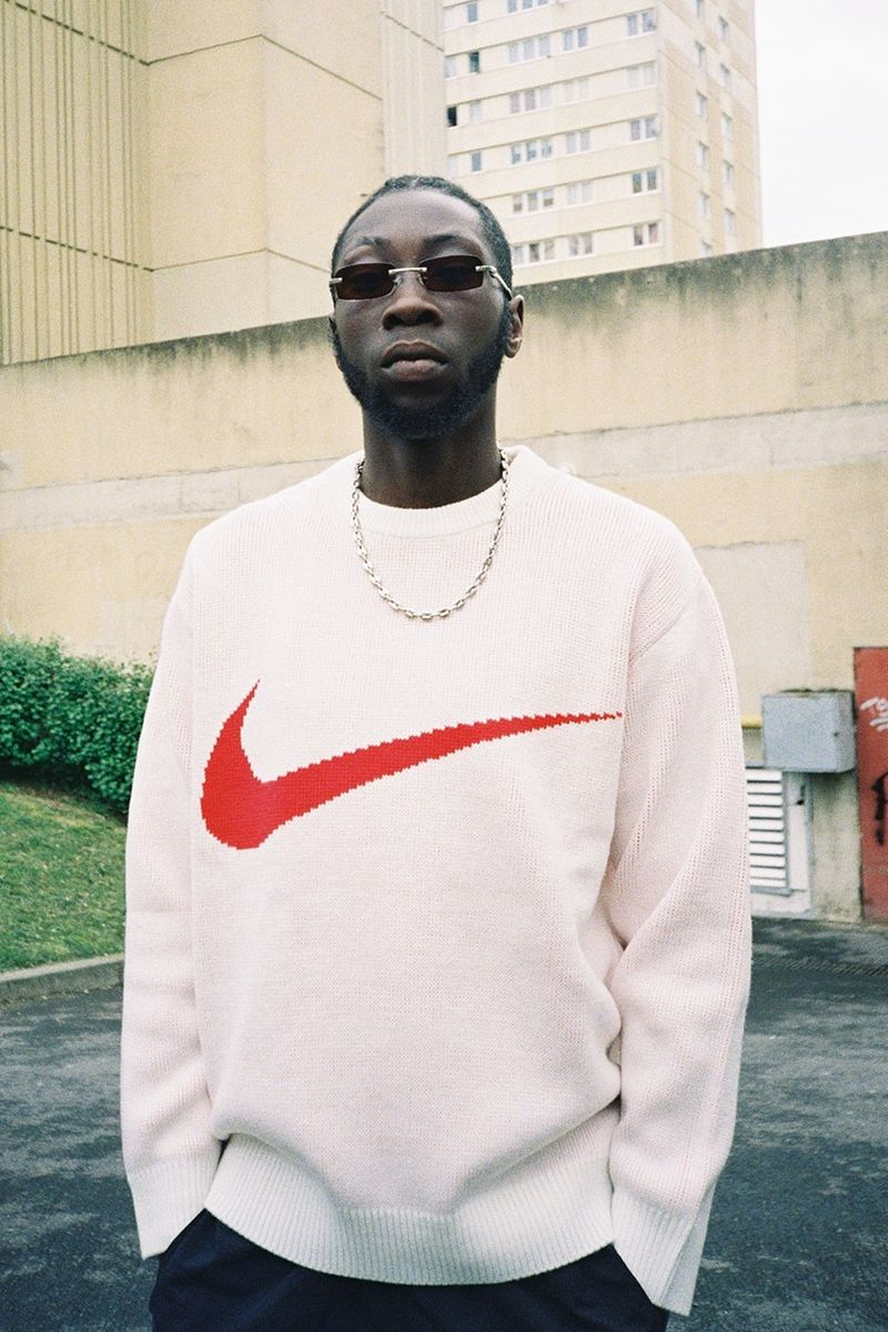 Collaborative Stylish Sportswear Lines