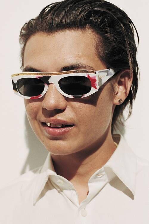 Classic Style Vibrant Sunglasses