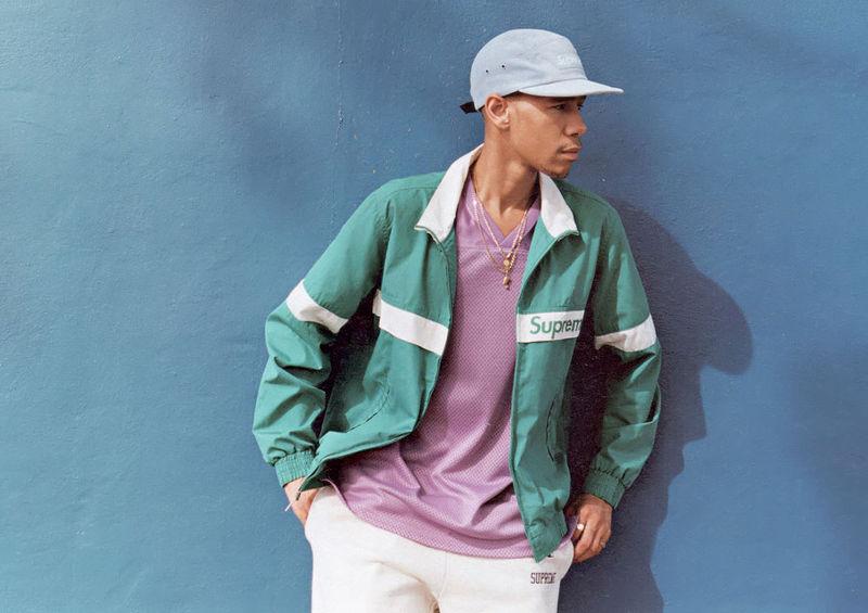 Vibrant 90s Streetwear