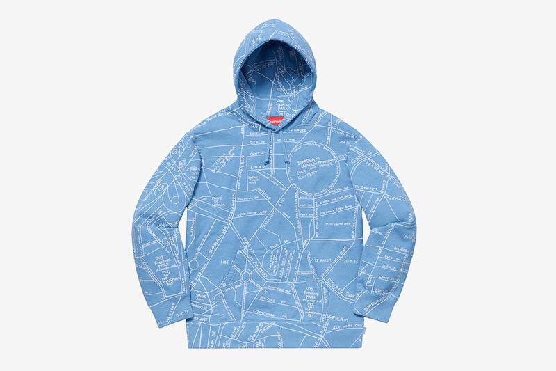 Layering Graphic Streetwear Hoodies