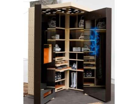 Multimedia Closets