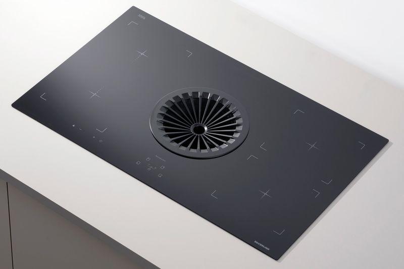 Space-Saving Kitchen Ventilation Units