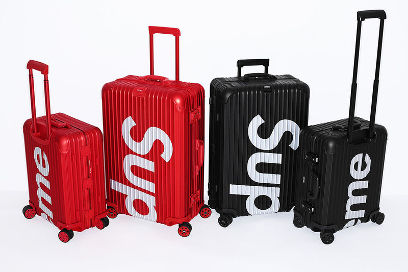 Simplistic Luxe Collaborative Luggage