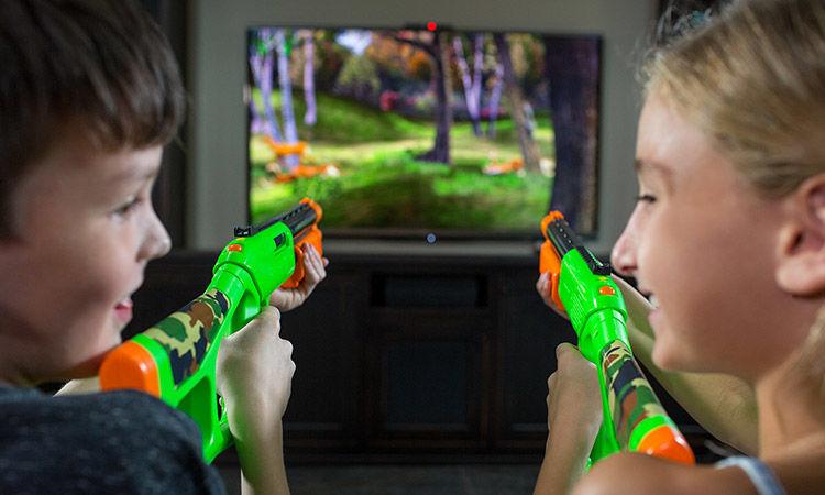 Hunter Arcade Games