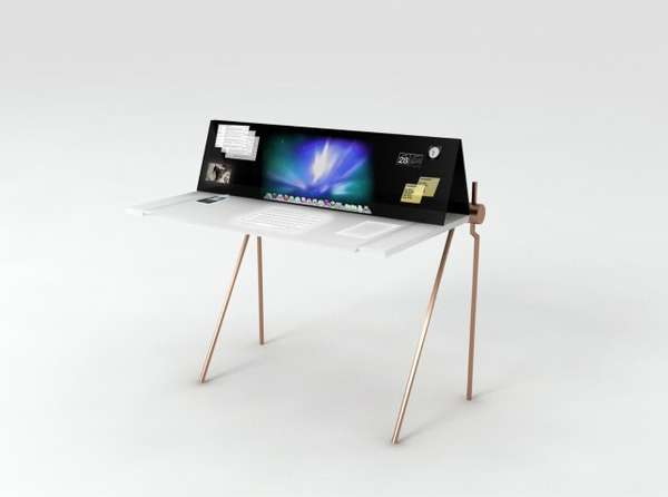 Hi Tech Desk hi-tech customizable workspaces : surface desk