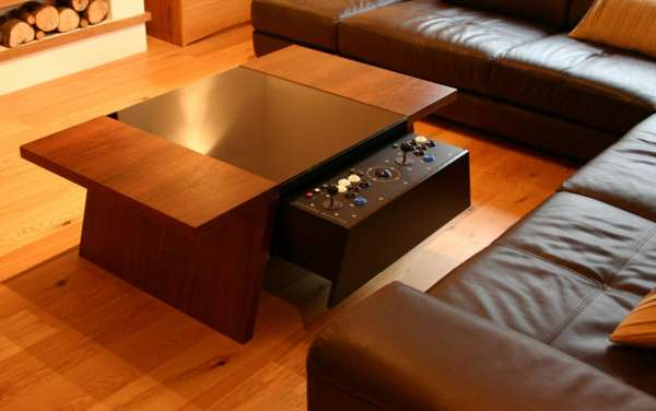 Chic Gaming Counters Surface Tension Arcade Tables