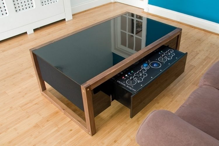 PC-Packed Coffee Tables