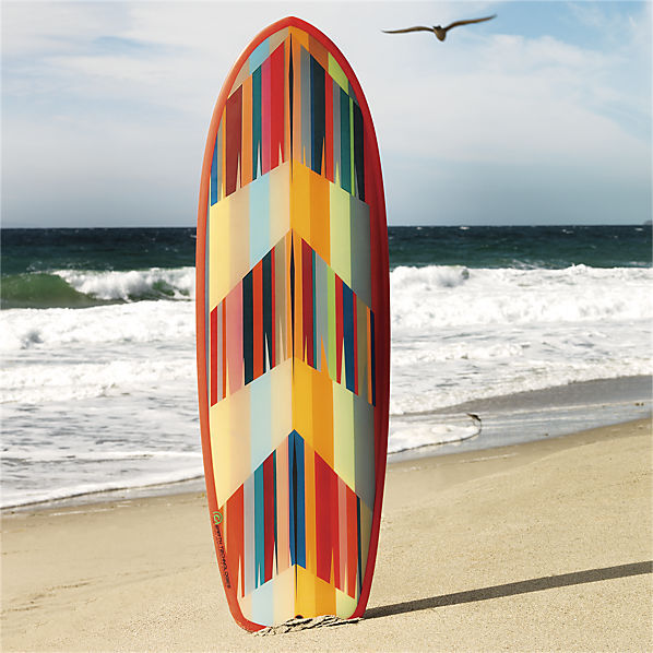 Sustainable Surfboard Art Works