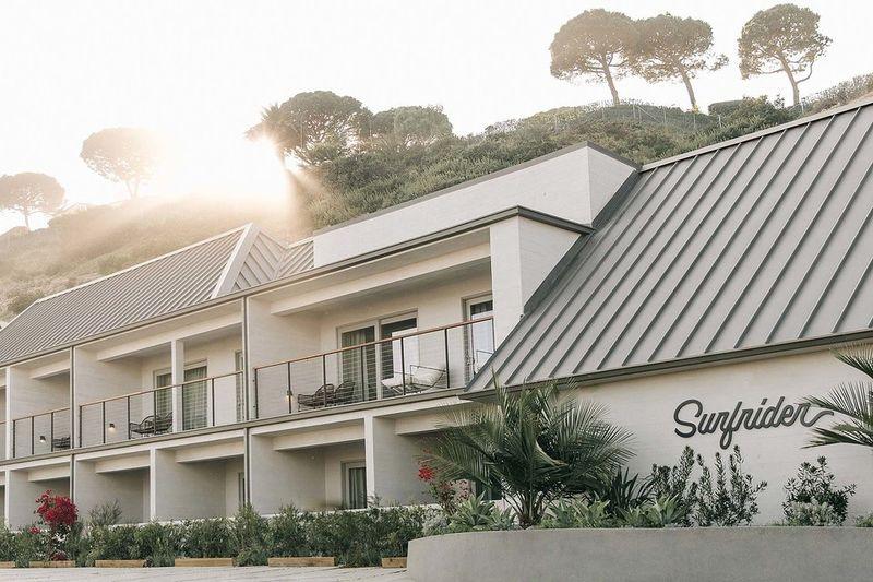 Transformed Classic California Hotels