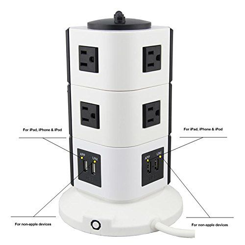 Speedy Charging Towers