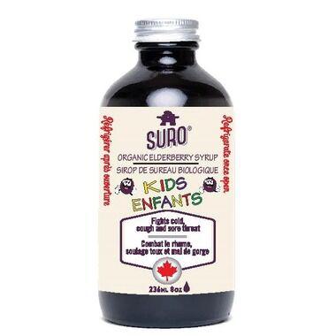 Elderberry Organic Cough Syrups