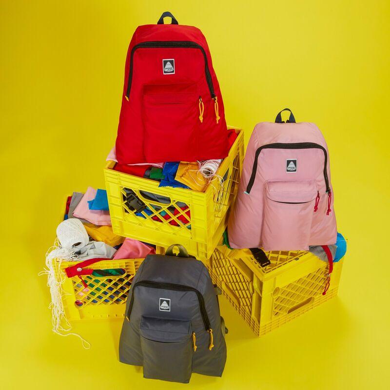 Waste-Reducing Backpacks