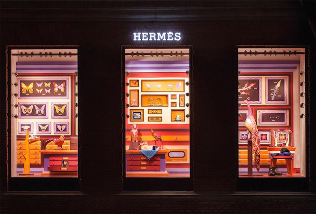 Surreal Retail Display Museums