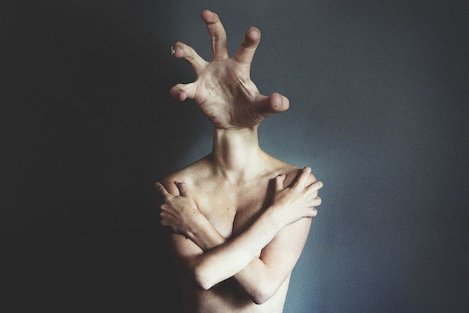 Surreal Body Portraits