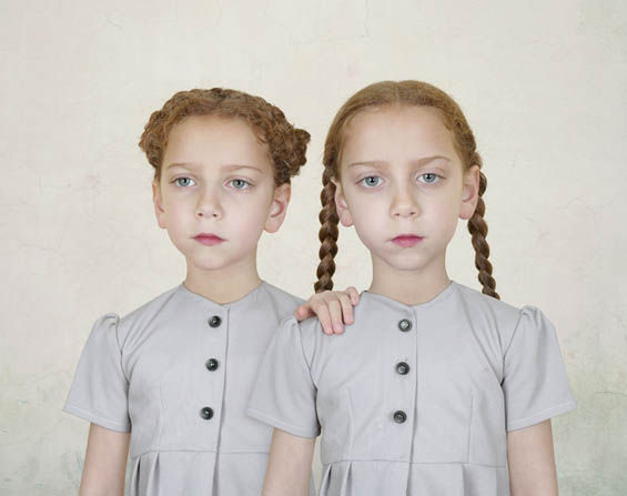 Surreal Children Portraits