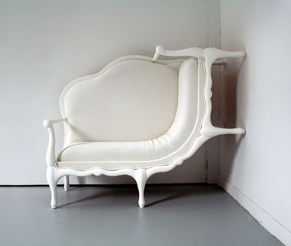 Curvaceous Furniture Artworks