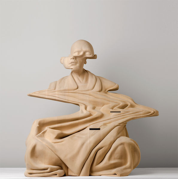 Surreal Wood Sculptures