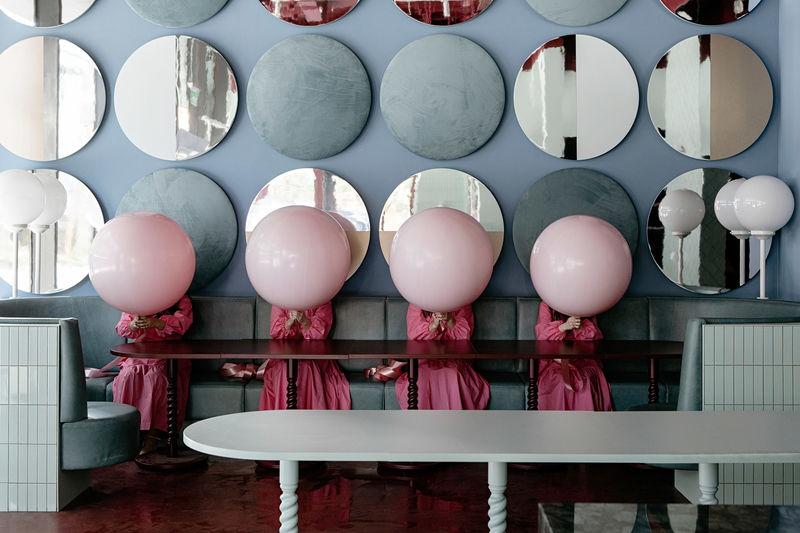 Playful Surrealist Restaurant Designs