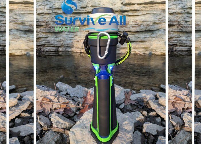 Accessible Adventurer Water Purifiers