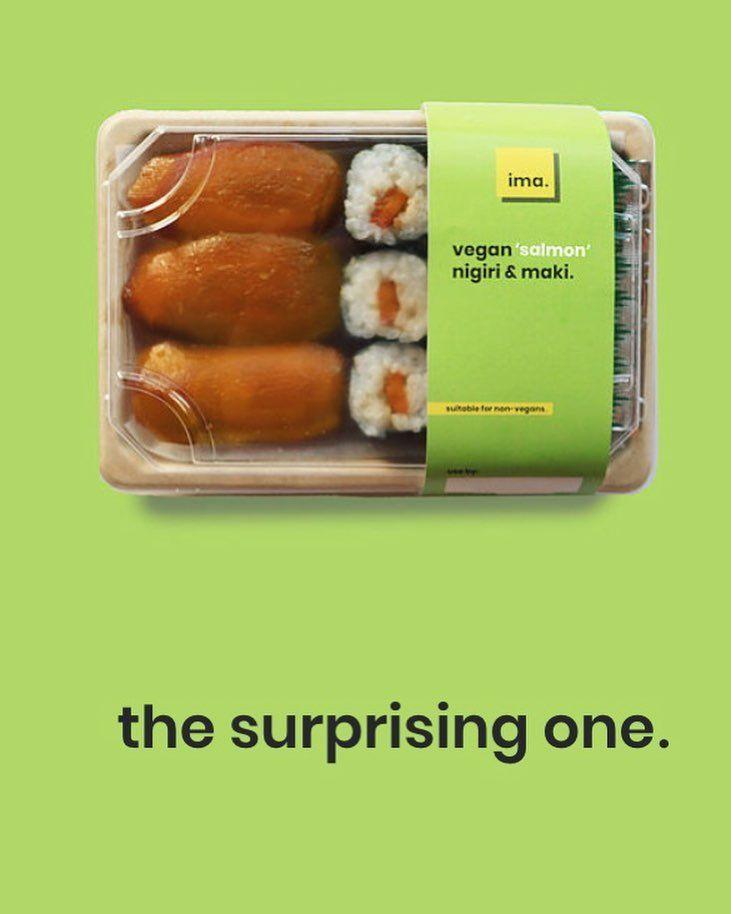 All-Vegan Sushi Boxes