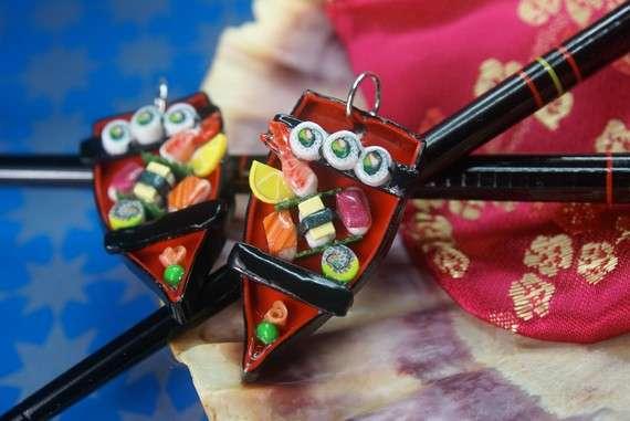 Sassy Sashimi Accessories