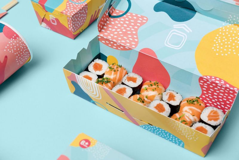 Kid-Friendly Sushi Boxes