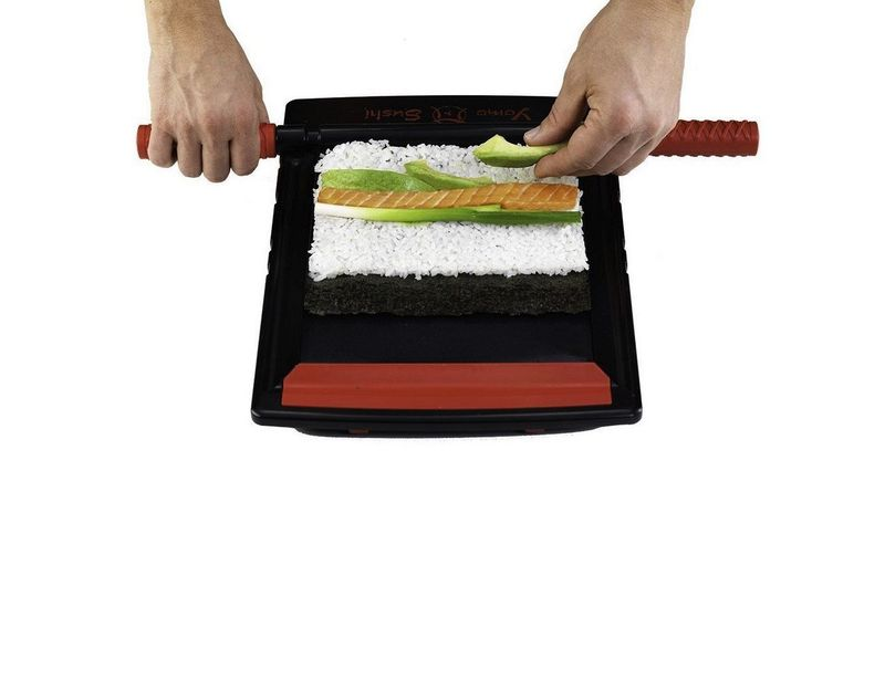 Streamlined Sushi-Rolling Systems