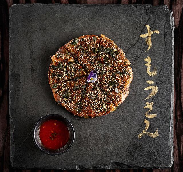 Lavish Sushi Menus