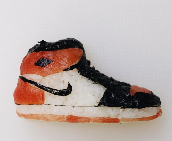Edible Sushi Sneakers
