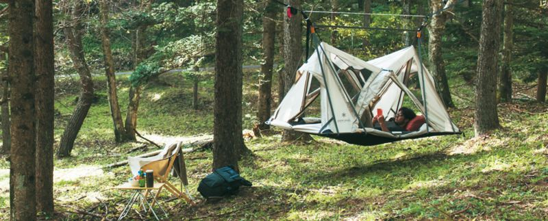 Suspended Single-Occupant Tents & Suspended Single-Occupant Tents : Suspended Tent