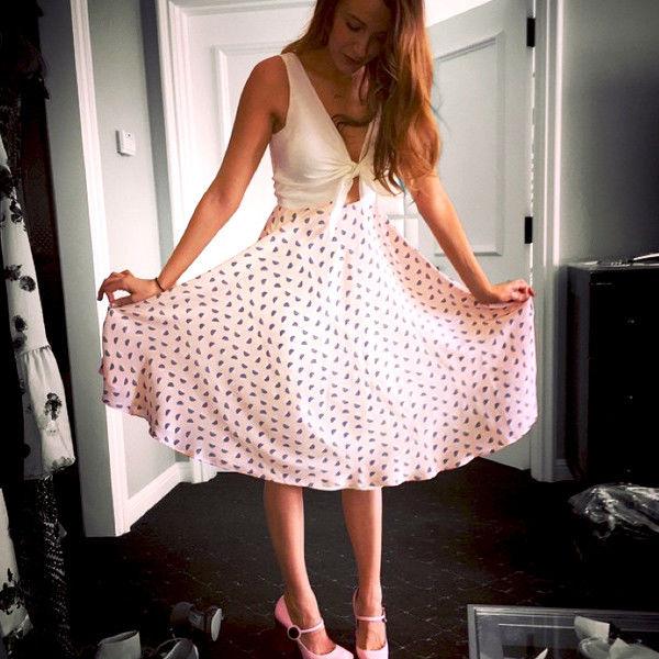 Eco Celebrity Dresses