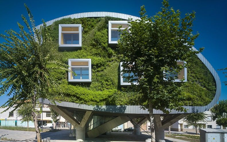 Next-Gen Sustainable Buildings