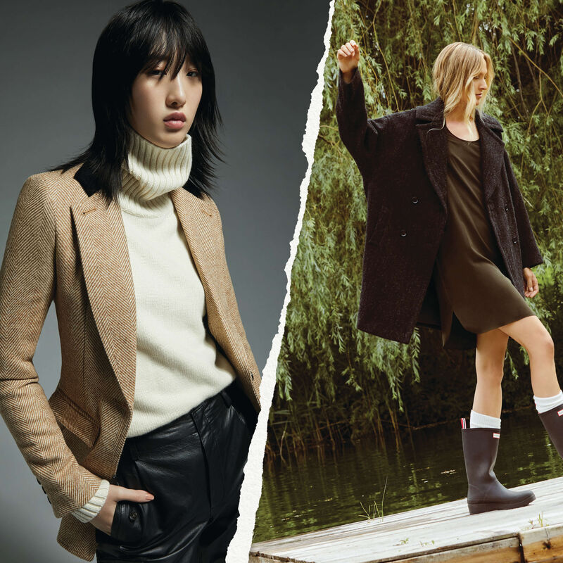 Chic Sustainable Coat Collections