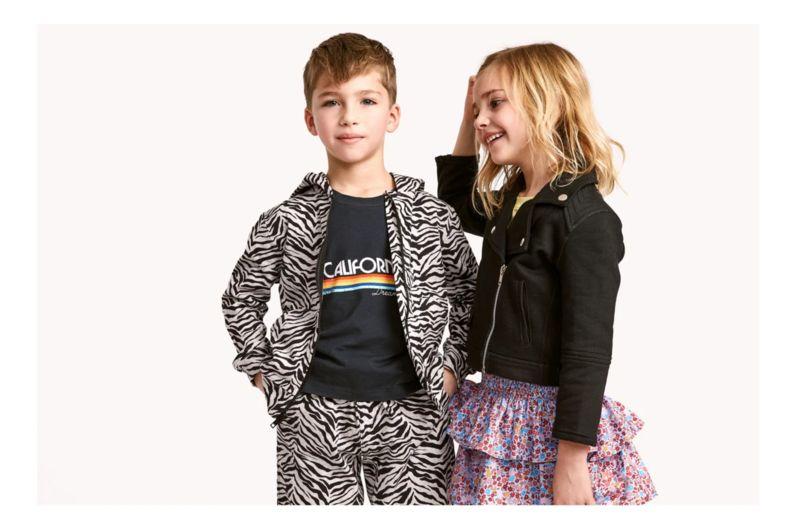 Tech-Focused Eco Kidswear