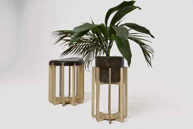 Poop-Procured Furniture