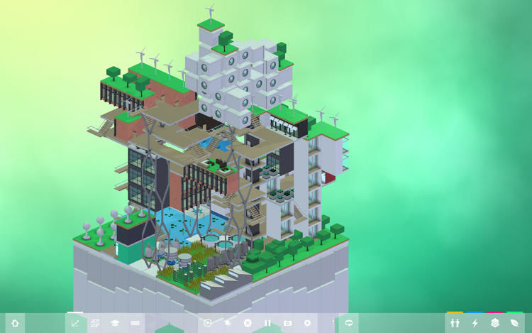 Urban Planning Games